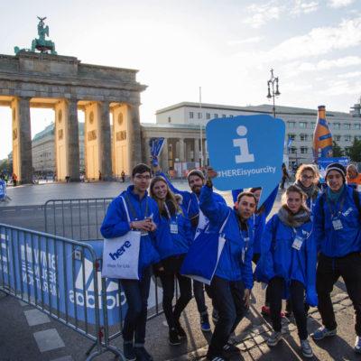 Here Berlin Marathon I
